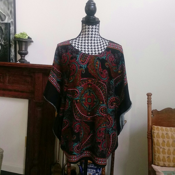AGB Jackets & Blazers - AGB Cape Size XL